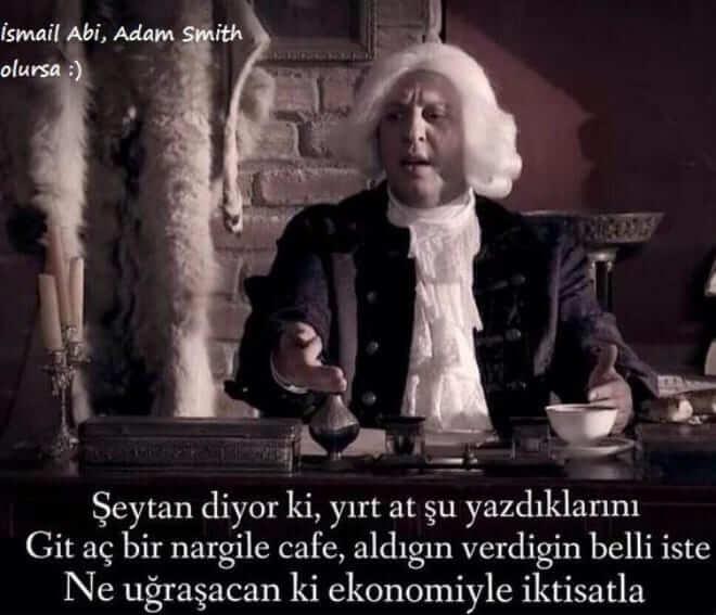 ismail abi adam smith