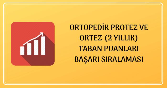 Ortopedik Protez ve Ortez Taban Puanları