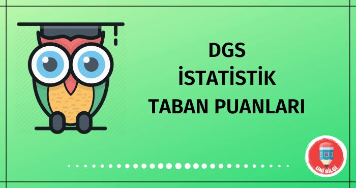 DGS İstatistik Taban Puanları