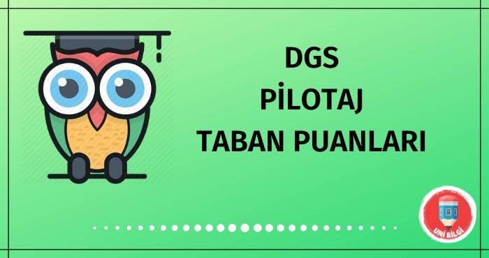 DGS Pilotaj Taban Puanları