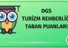 DGS Turizm Rehberliği Taban Puanları