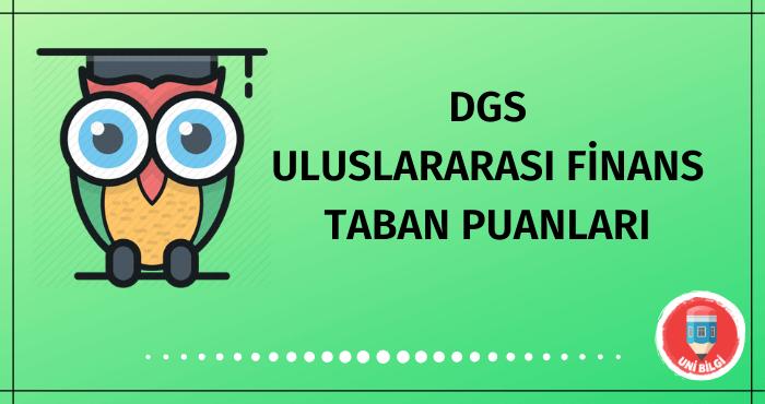 DGS Uluslararası Finans Taban Puanları