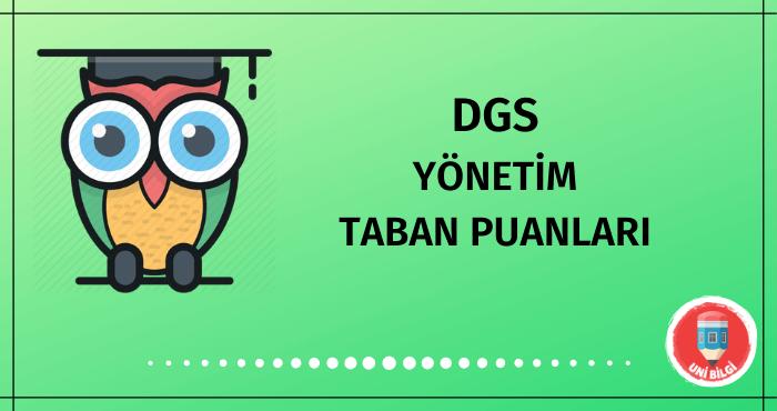 DGS Yönetim Taban Puanları