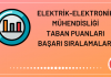Elektrik-Elektronik Mühendisliği Taban Puanları