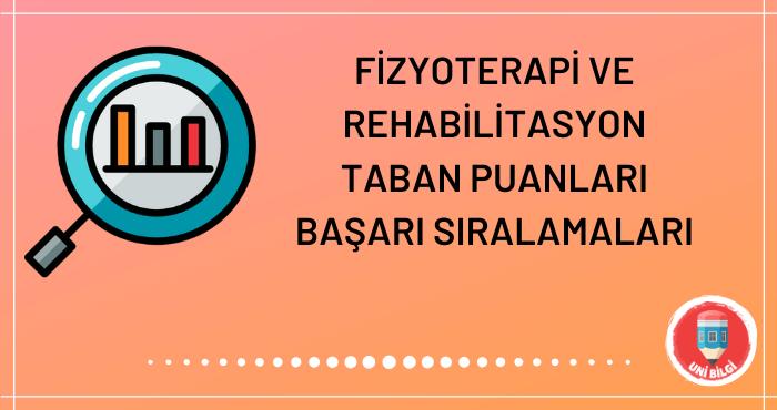 Fizyoterapi ve Rehabilitasyon Taban Puanları
