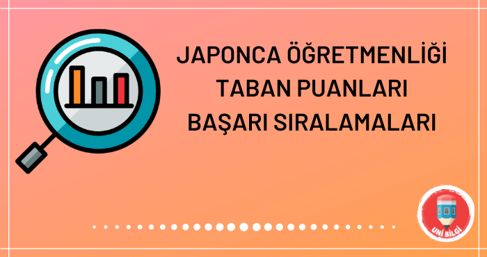 Japonya Öğretmenliği Taban Puanları