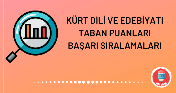 Kürt Dili ve Edebiyatı Taban Puanları