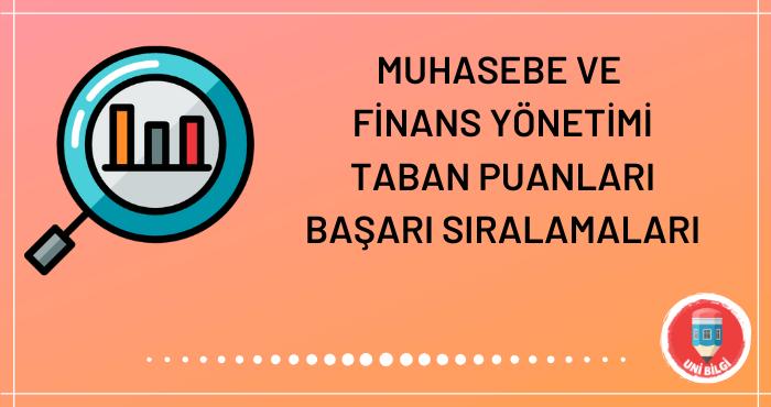 Muhasebe ve Finans Yönetimi Taban Puanları
